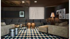 Na edição de 2016 da Decora Lider Salvador, o arquiteto Jorge Trabuco é o responsável pelo espaço Living. Inspirado no conforto, o ambiente foi concebido para ser aconchegante. ACABAMENTO BERNECK: MALOKAY