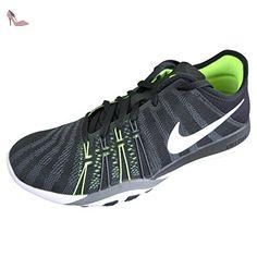 Nike Smmt WHT-CHR, Chaussures de Sport Garçon, Blanc Cassé-Blanco (Smmt WHT/Smmt WHT-Smmt WHT-CHR), 36 1/2 EU