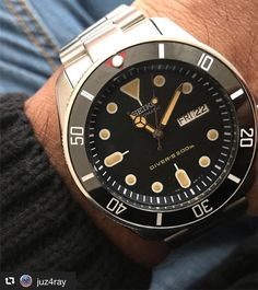 Pho Dong Ho - Chuong Seiko Seiko Diver, Stylish Watches, Seiko Watches, Pho, Accessories, Jewelry Accessories