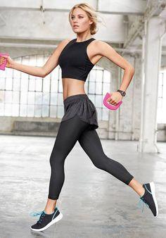 jogging reebok femme cyan