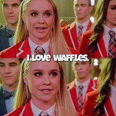 "#Glee 6x11 ""We Built This Glee Club"" - Kitty"