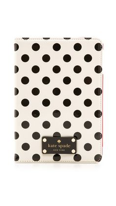 Kate Spade New York Le Pavillion iPad mini Folio Case