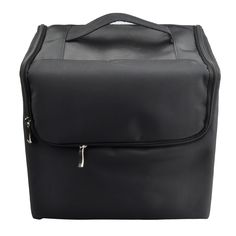 39.88$  Watch here - http://alimab.shopchina.info/go.php?t=32808327189 - Felicity Makeup Professional Storage Beauty Box Travel Cosmetic Organizer Carry Case Black Professional Makeup 39.88$ #aliexpresschina