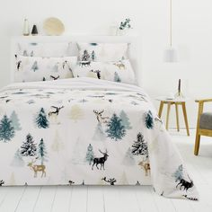 Ski Chalet Decor, Christmas Bedding, House Goals, Decoration, Bed Sheets, Comforters, Sweet Home, Sleep, Rooms
