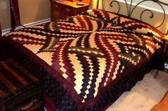I want to learn to make a Bargello quilt.