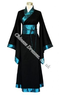 Traditional Chinese Han Fu Dress - Tranquil Woman
