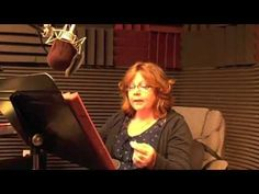 One of my favorite audiobook/book series.  Meet the Voice of Alan Bradley's Flavia de Luce Audiobooks - YouTube