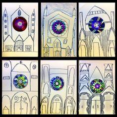 art roman et art gothique coté arts visuels.