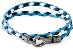 Tod's braided bracelet on shopstyle.com
