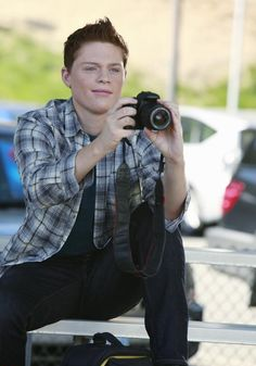 Sean Berdy from Switched at Birth