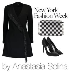 """Untitled #32"" by yesselina on Polyvore featuring Alexander Wang"