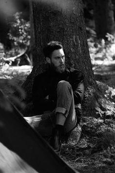 Image result for male model wilderness