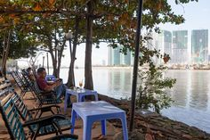 [Photos] Rita Cafe, a Lush Oasis Under Saigon Bridge - Saigoneer
