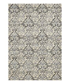 Another great find on #zulily! Tulips Rug #zulilyfinds