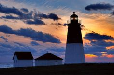 Point Judith Lighthouse, RI - My favorite place in Rhode Island. Would love to have a painting or a print of this in my home. - robin, rhode island