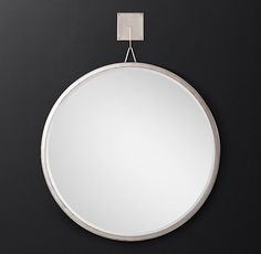 Pendant Round Mirror Interior Paint Colors For Living Room, Paint Colors For Home, Mirror Inspiration, Storage Mirror, Medicine Cabinet Mirror, Modern Shop, Round Mirrors, Wall Mirrors, Mirror Mirror