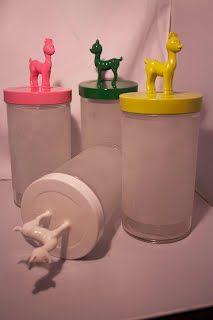 IKEA Hackers: Funny animal jar