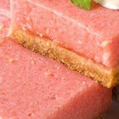 Watermelon Bars