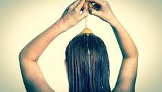 Haarpflege Ei