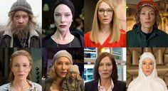 Cate Blanchett'ın 13 Farklı Kadını Oynadığı Manifesto'dan Fragman