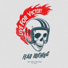 Fear Badge Design, Logo Design, Ink Illustrations, Illustration Art, Tattoo Test, Cover Wattpad, Design Kaos, Helmet Tattoo, Helmet Paint