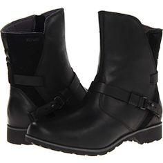 Teva De La Vina Low ~ who knew Teva made stylish boots, I'm sure they're super comfortable