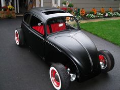 Volkswagen beetle hot rods pictures - Hot Rod Cars #hotrodclassiccars