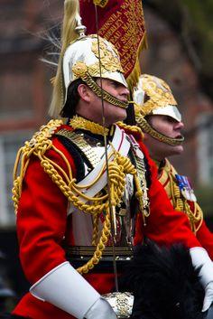 Horse Guard, Hyde Park, London