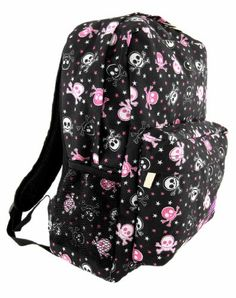 Cool Pink Backpacks for Girls