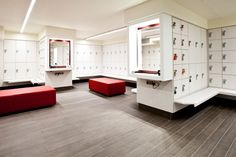 changing room layout - Google Search