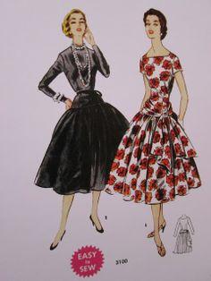 McCall's Pattern:  Grace Kelly Style