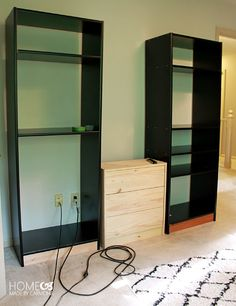 Built in wardrobe using ikea malm bedroom inspiration pinterest ikea ideen Build your own bedroom wardrobes