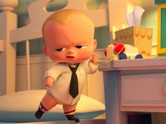 'The Boss Baby' soars as 'Ghost in the Shell' bombs at the weekend box office