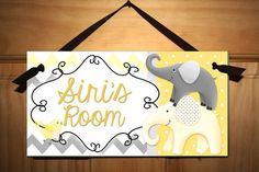 Yellow and Grey All Creatures Big and Small Girls by ToadAndLily, $14.00