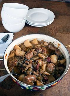 Dublin Coddle (Irish Sausage and Bacon Stew)