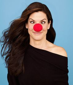 Dream Award Show Host: Sandra Bullock! She is fun and a wonderful role model for young girls. She's gorgeous without being a stick, powerful, hilarious, and her own woman. I would love to see her host an awards show! #9redcarpet