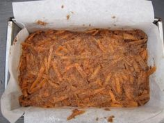 I make this about three times a week and eat half for breakfast. Slimming World Carrot Cake, Slimming World Recipes, Syn Free, Super Easy, Food To Make, Carrots, Healthy Living, Cooking Recipes