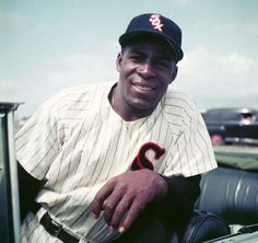 The late, great Minnie Minoso played for the 1963 Senators towards the end of his amazing baseball career.