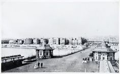 Archive photo of the West Pier, Brighton circa 1876, the pier was built by…