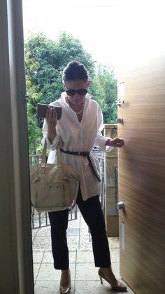 がに股ですが…の画像:ファッションエディター大草直子の「情熱生活」