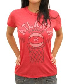 27 Best Women s Vintage Style NBA T-Shirts images  ce6be0786b