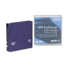 Ultrium LTO-2 Cartridge, 200GB, Purple Case by IBM. $51.49. Highly-reliable and durable to withstand the rigors of every day use. The compression ratio of 2:1 reduces manual intervention for tape operations and storage space requirements. Embedded memory chip speeds up loading and unloading cycles. For Drive Type: Ultrium LTO-2; Compatibility: Ultrium? LTO 2; Maximum Native Data Capacity: 200 GB.Includes LifeTime HEPA? filter system and Intelli-Clean? electronic filter monitor...