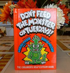Don't Feed The Monster On Tuesdays at by TheLazyBeeBookstore, $19.99