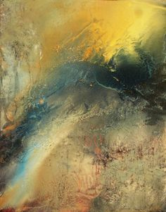 "Saatchi Online Artist Maurice Sapiro; Painting, ""Aurora III"" #art"