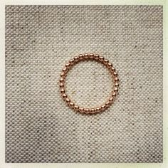 Hilda Ring Rose Gold NEW!