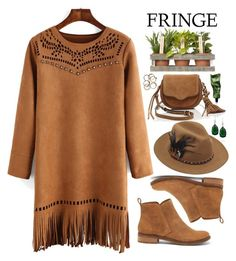 """""""Boho Style - Fringe"""" by bmaroso ❤ liked on Polyvore featuring Rebecca Minkoff, Kenneth Jay Lane, Lucky Brand, Zadig & Voltaire, Aesop, fringe, boho, suede and camel"""