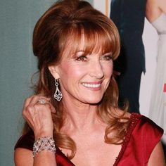 Aging Gracefully: Jane Seymour