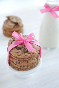 triple malt cookies