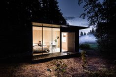 Best of Behance Architecture Visualization, Architecture Art, Information Architecture, Behance, Sound Design, Awesome Bedrooms, Cabins In The Woods, Visual Effects, Art Furniture