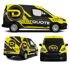van wrap for dent quote